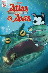 [Atlas & Axis #1 (Cover A Dirge) (Product Image)]