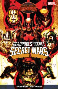 [Deadpool's Secret Secret Wars (UK Edition) (Product Image)]