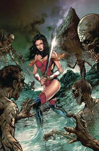 [Grimm Fairy Tales #12 (Cover A Riveiro) (Product Image)]