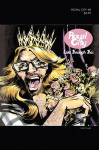 [Royal City #8 (Cover B 90s Album Homage Variant) (Product Image)]
