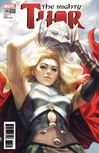 [Mighty Thor #705 (Artgerm Variant) (Legacy) (Product Image)]
