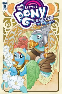 [My Little Pony: Legends Of Magic #8 (Cover A Fleecs) (Product Image)]