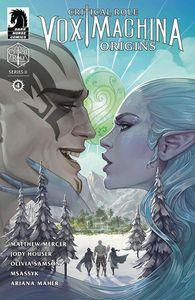 [Critical Role: Vox Machina: Origins Series II #4 (Product Image)]