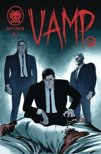 [The cover for Vamp #3]
