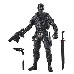 [G.I. Joe Classified : Action Figure: Snake Eyes (Product Image)]