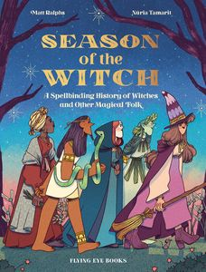 [Season Of The Witch: A Spellbinding History Of Witches & Other Magical Folk (Hardcover) (Product Image)]