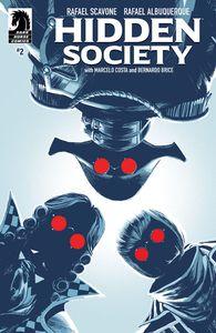 [Hidden Society #2 (Cover A Albuquerque) (Product Image)]