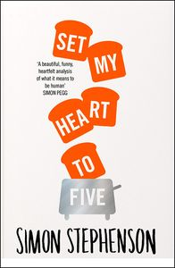 [Set My Heart To Five (Hardcover) (Product Image)]