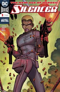 [Silencer #1 (Signed Edition) (Product Image)]