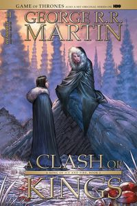 [George R.R. Martin's A Clash Of Kings #11 (Cover A Miller) (Product Image)]