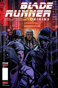 [Blade Runner: Origins #3 (Cover A Hernandez) (Product Image)]