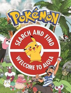 [The Official Pokemon Search & Find: Welcome To Alola (Product Image)]