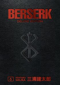 [Berserk: Volume 6 (Deluxe Edition Hardcover) (Product Image)]