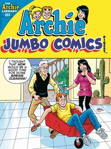 [Archie: Jumbo Comics Digest #289 (Product Image)]