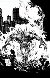 [Spawn #313 (Cover D McFarlane Black & White Variant) (Product Image)]