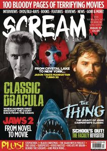 [Scream Magazine #60 (Product Image)]