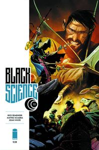 [Black Science #10 (Product Image)]