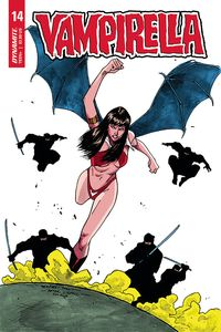 [Vampirella #14 (Peeples Homage Variant) (Product Image)]