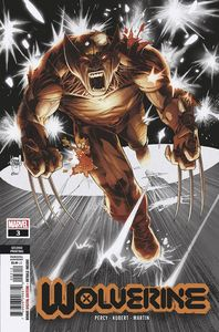 [Wolverine #3 (2nd Printing Variant) (Product Image)]