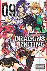 [Dragons Rioting: Volume 9 (Product Image)]