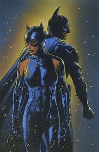 [Batman/Catwoman #2 (Travis Charest Variant) (Product Image)]