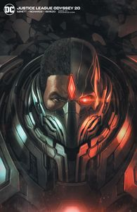 [Justice League: Odyssey #20 (Skan Variant Edition) (Product Image)]