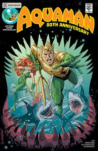 [Aquaman: 80th Anniversary 100-Page Super Spectacular #1 (Jose Luis Garcia-Lopez 1970'S Variant) (Product Image)]