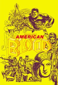 [American Blood (Product Image)]