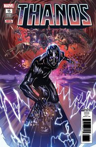 [Thanos #15 (4th Printing - Shaw Variant - Legacy) (Product Image)]