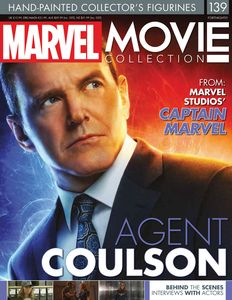 [Marvel Movie Figurine Collection #139: Agent Coulson Young (Product Image)]