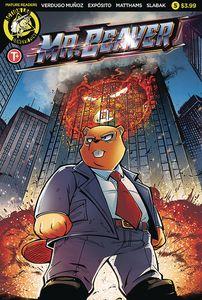 [Mr Beaver #5 (Product Image)]