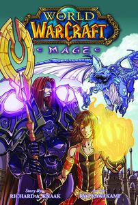 [World Of Warcraft: Mage (Blizzard Legends) (Product Image)]