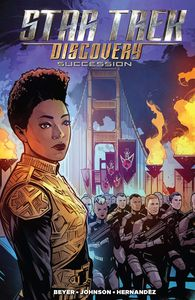 [Star Trek: Discovery: Succession (Product Image)]