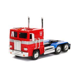 [Transformers: Diecast Figure: Optimus Prime (Product Image)]