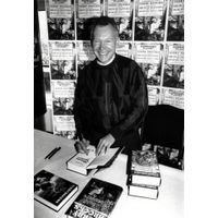 [Terry Brooks signing Druid of Shannara (Product Image)]