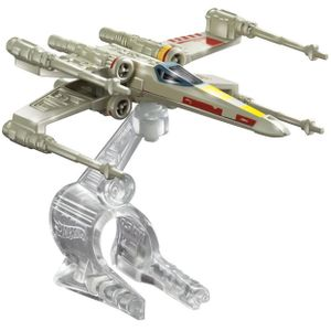 [Star Wars: The Force Awakens: Hot Wheels Starship Wave 2 Vehicles: X-Wing Red 5 (Product Image)]