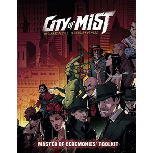 [Master Of Ceremonies Toolkit: RPG: City Of Mist (Product Image)]