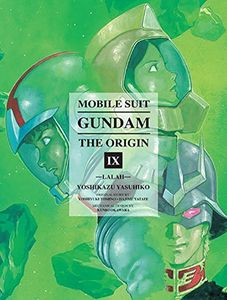 [Mobile Suit Gundam Origin: Volume 9 (Hardcover) (Product Image)]