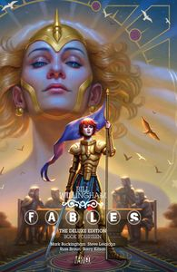 [Fables: Volume 14 (Deluxe Hardcover) (Product Image)]
