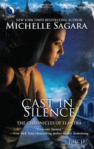 [Chronicles of Elantra: Book 5: Cast In Silence (Product Image)]