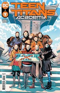 [Teen Titans Academy #2 (Cover A Rafa Sandoval) (Product Image)]