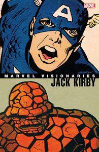 [Marvel Visionaries: Jack Kirby (Product Image)]