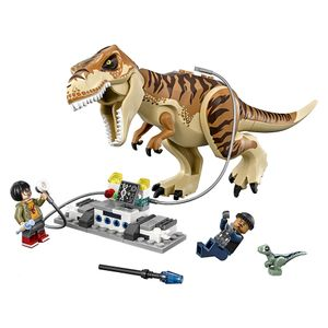 [LEGO: Jurassic World: Fallen Kingdom: T-Rex Transport (Product Image)]