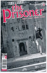 [The Prisoner #3 (Cover B Photo) (Product Image)]