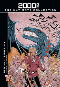 [2000AD: Ultimate Graphic Novel Collection: Volume 82: Firekind (Product Image)]