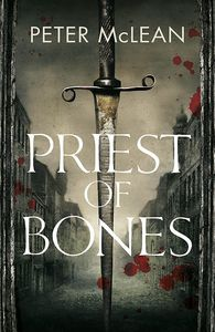 [War For The Rose Throne: Book One: Priest Of Bones (Hardcover Signed Edition) (Product Image)]