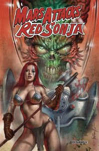 [Mars Attacks Red Sonja (Product Image)]