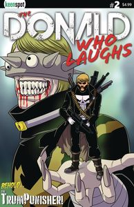 [The Donald Who Laughs #2 (Cover A Trumpunisher) (Product Image)]