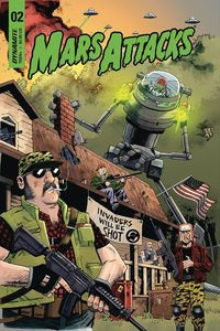 [Mars Attacks #2 (Cover C Marron) (Product Image)]