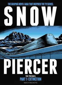 [Snowpiercer: Extinction (Hardcover) (Product Image)]